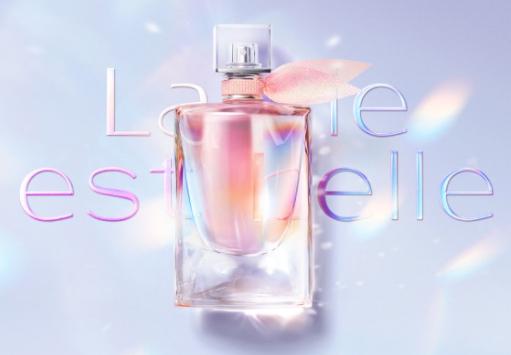 Échantillon de parfum La vie est belle soleil cristal offert