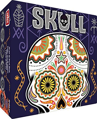 Sélection de jeux de cartes / société en promotion - Ex: Asmodee Skull