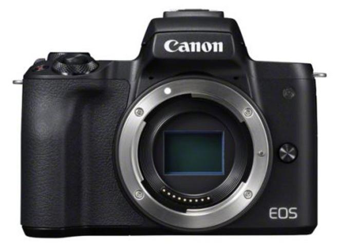 Appareil photo hybride Canon EOS M50 - Boîtier nu (phox.fr)