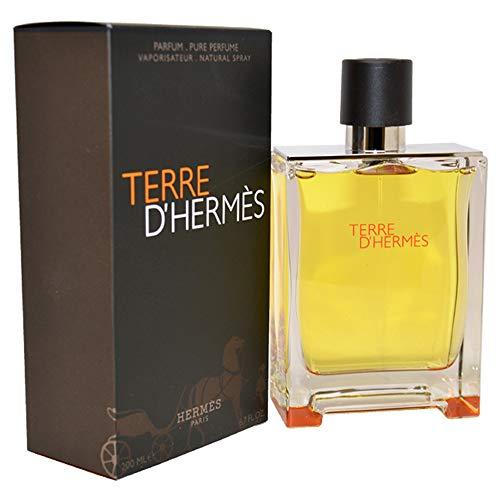 Eau de Parfum Spray Terre D'Hermes - 200ml
