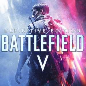 Battlefield V : Definitive Edition (Season Pass Années 1 & 2 + Élites + Skins & Tenues + Armes + DLCs) sur PC (Dématérialisé, Origin)