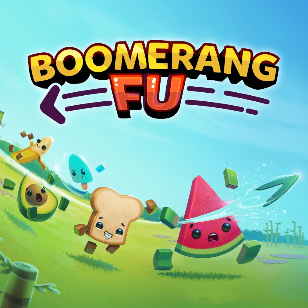 Boomerang Fu sur Switch (dématérialisé)