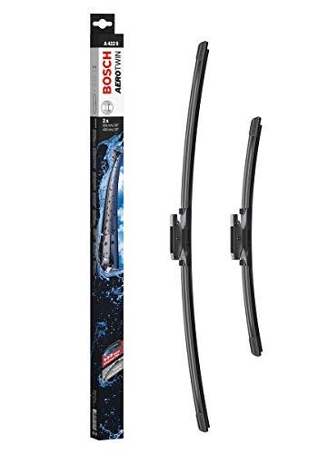 Paire de balais d'essuie-glace plats Bosch Aerotwin A422S - 40 & 65 cm