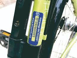 Marquage de vélo Bicycode + réparation gratuits - Quesnoy-sur-Deûle (59)