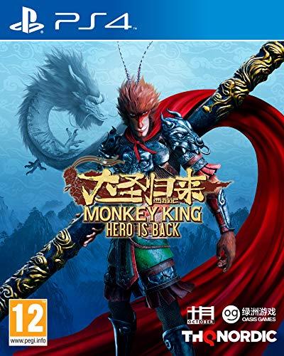 Monkey King: Hero is Back sur PS4 (frais de douanes et port inclus)