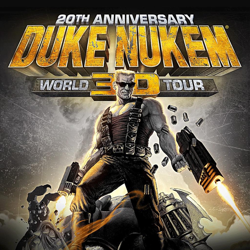 Duke Nukem 3D - 20th Anniversary World Tour sur Switch (dématérialisé)