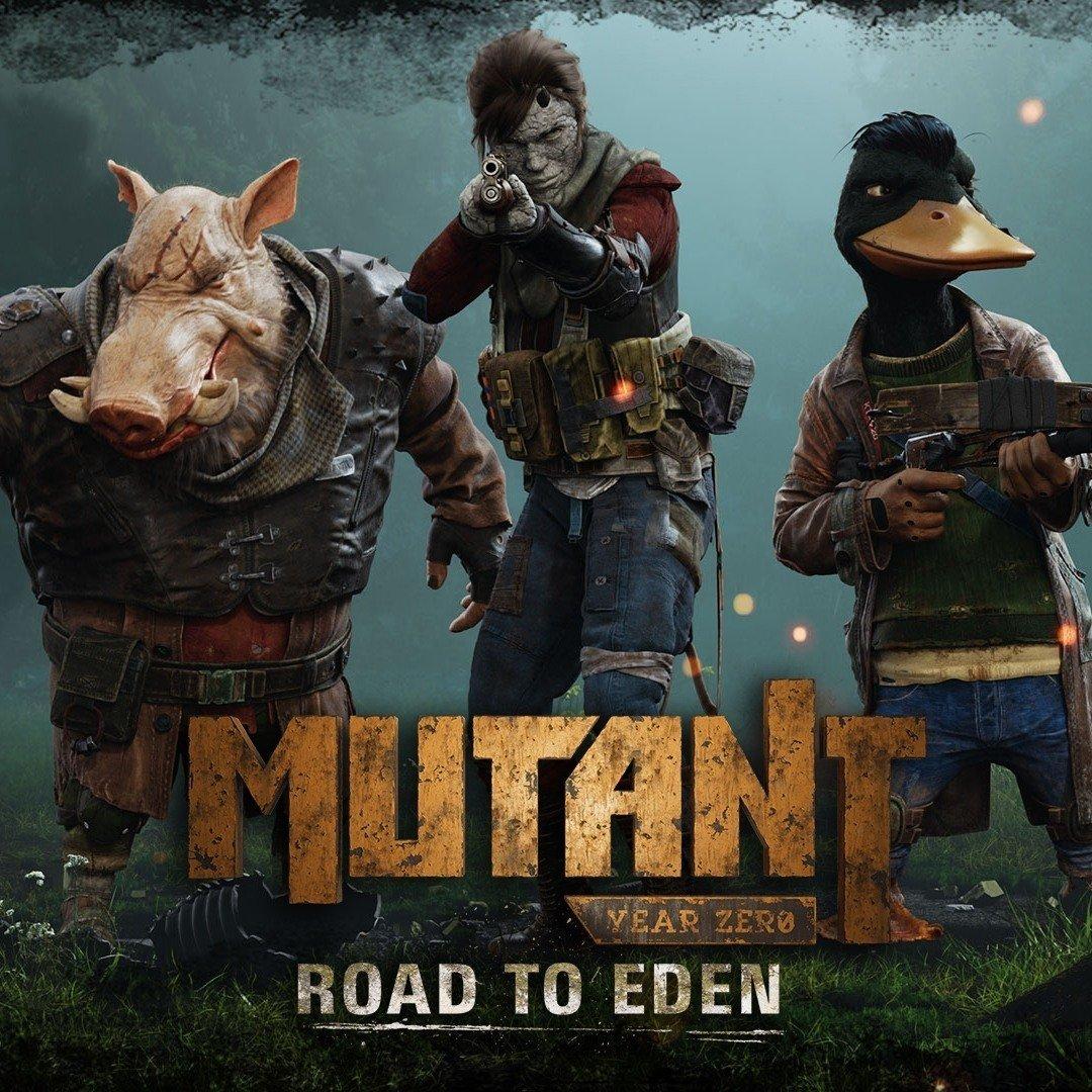 Mutant Year Zero: Road to Eden sur PC (Dématérialisés, Steam)