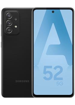 """Smartphone 6.5"""" Samsung Galaxy A52 5G - 128 Go (via ODR de 100€)"""