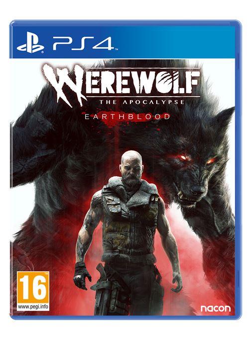 Werewolf the apocalypse earthblood sur PS4