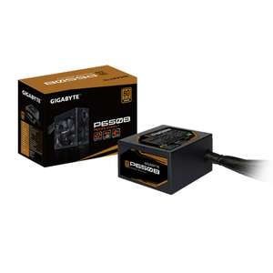 Alimentation PC Gigabyte GP-650B - 650W, ATX 80+ Bronze