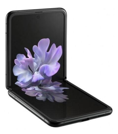 """Smartphone pliable 6.7"""" Samsung Galaxy Z Flip 4G - Snapdragon 855+, 8 Go RAM, 256 Go (Vendeur tiers)"""