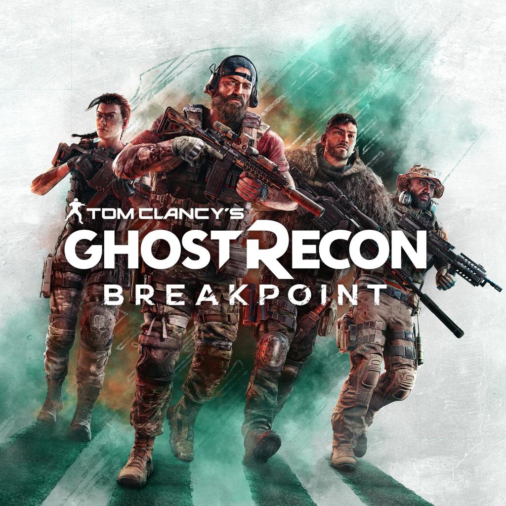 Ghost Recon Breakpoint sur PS4 (Dématérialisé)