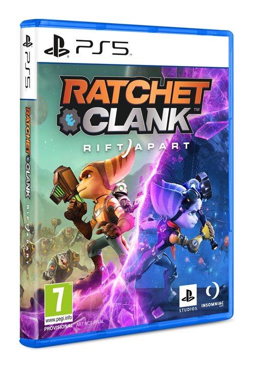 [Précommande] Ratchet & Clank: Rift Apart sur PS5 (+10€ en bon d'achat sur les rayons jeux vidéo, musique & vidéo)
