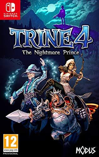 Trine 4: The Nightmare Prince sur Nintendo Switch (vendeur tiers)