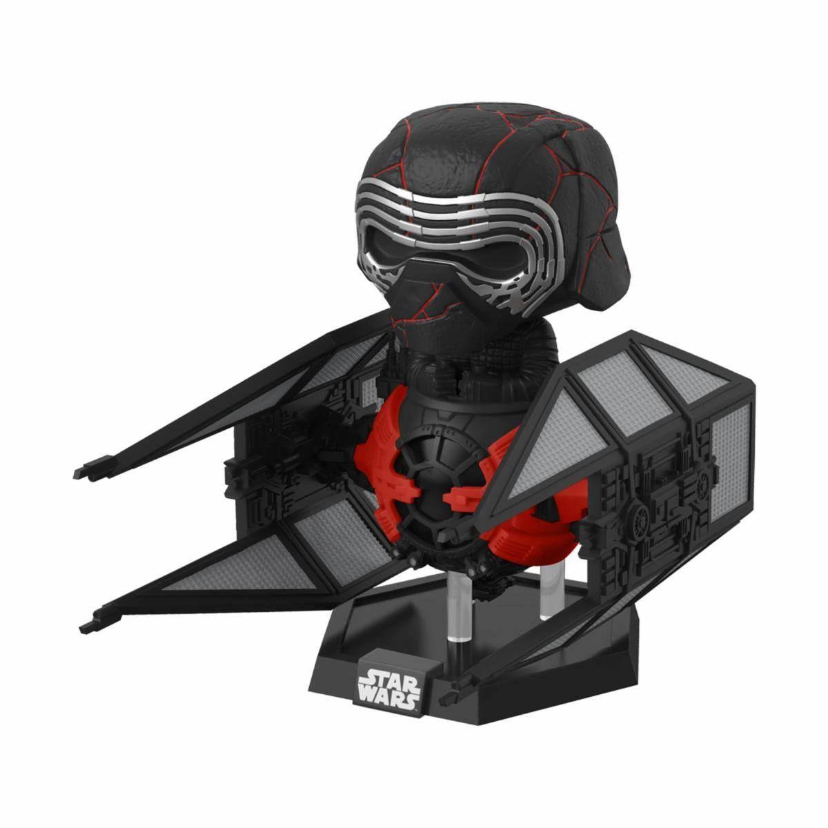 Figurine Funko POP Star Wars The Rise of Skywalker: Supreme Leader Kylo Ren (Vendeur Tiers)