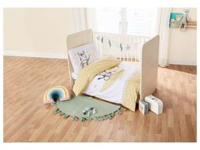 Parure de lit coton bio bébé