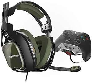 Casque audio filaire Astro Gaming A40 TR V3 + accessoire pour manette Xbox One MixAmp M80