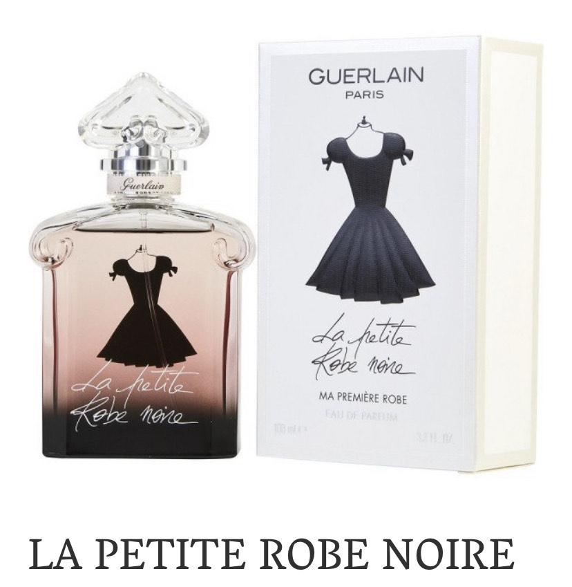 Eau de Parfum La Petite Robe Noire Femme - 100ml (parfumsmoinschers.com)