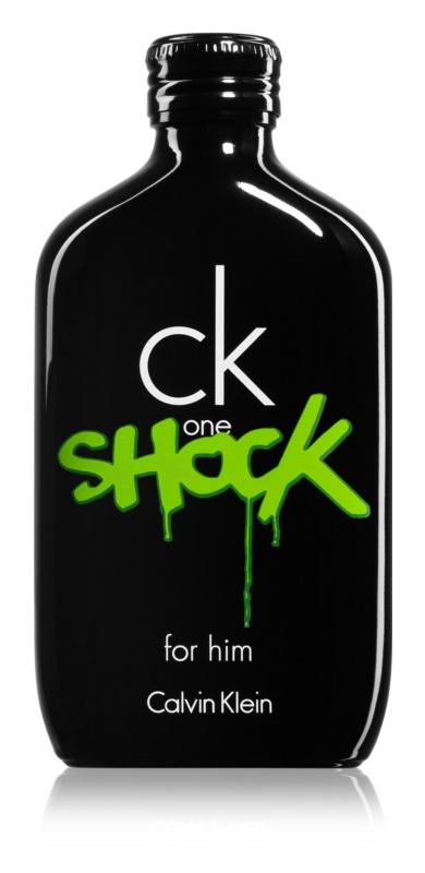 20% de remise sur une sélection de parfums - Ex: Calvin Klein CK One Shock 100ml