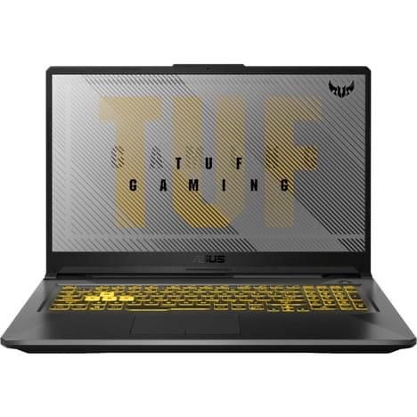 "PC Portable 17.3"" Asus A17-TUF766IU-H7291T - Full HD, 120Hz, Ryzen 9 4900H, 16 Go de RAM, 1 To HDD + 256 Go SSD, GTX 1660 Ti (6 Go)"