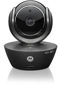 Caméra de surveillance Motorola Scout 85 Connect with Wi-Fi, Black
