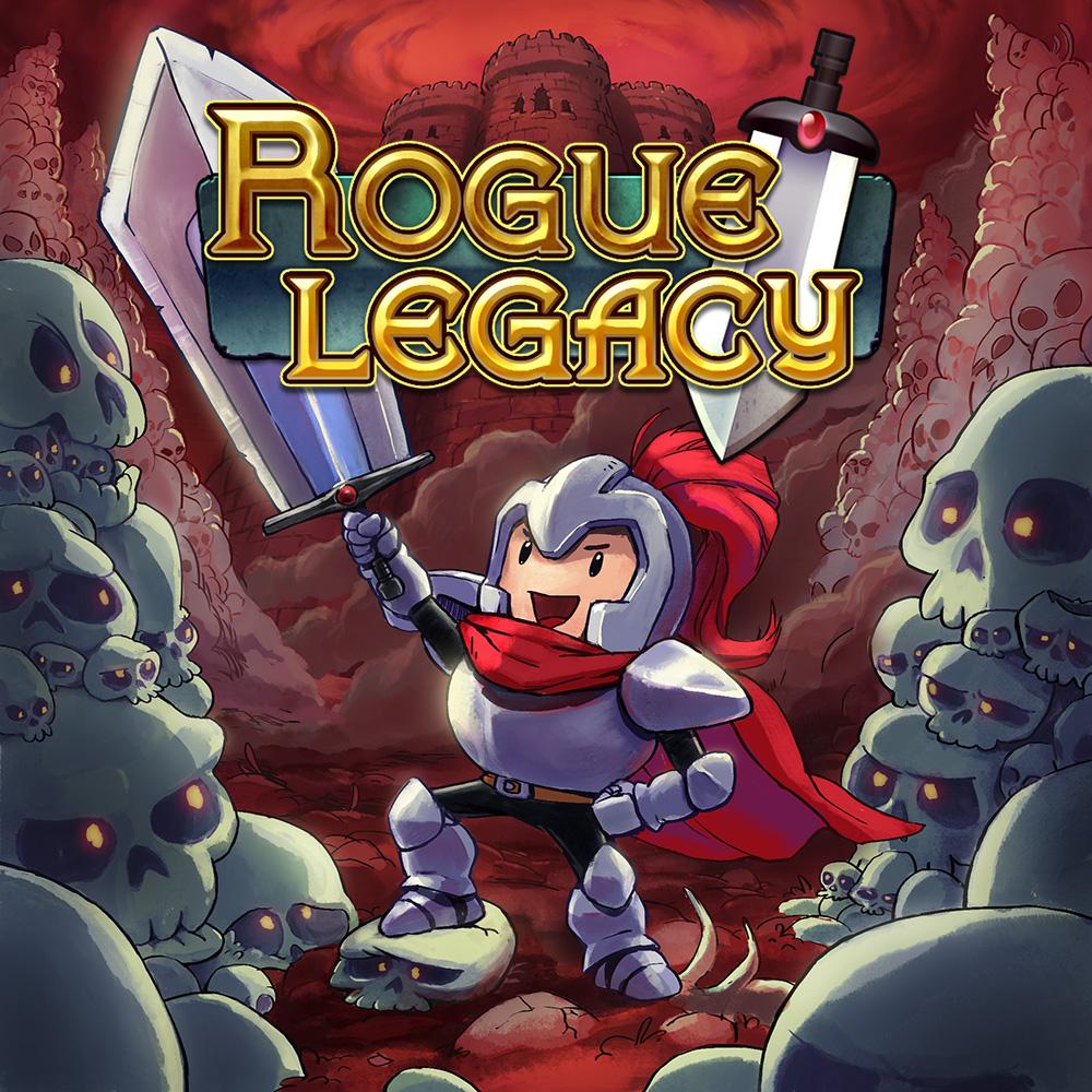 Rogue Legacy sur Nintendo Switch (Dématérialisé)