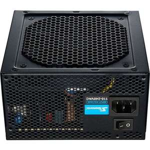 Alimentation PC non modulaire Seasonic S12III-550 - 550W, 80+ Bronze