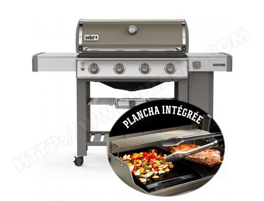 Sélection de barbecues en promotion - Ex: Barbecue gaz Weber Genesis II E-410 GBS (via ODR de 100€)