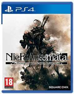 Nier Automata - Game of the YoRHa Edition sur PS4