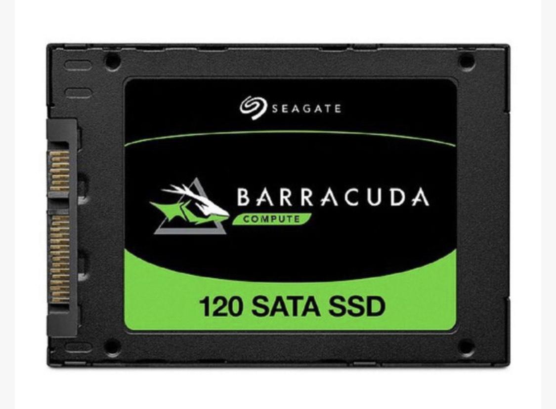 """SSD interne 2.5"""" Seagate Barracuda 120 (TLC 3D) - 1 To"""