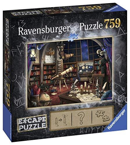 Puzzle Ravensburger Escape 1 Space Observatory - 759 pièces