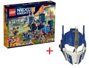 Lego Fortrex 70317 + Masque Transformers Prime offert