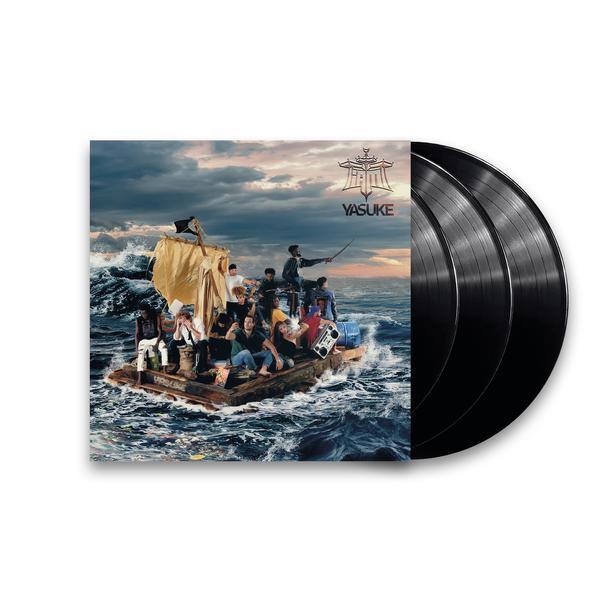 Album Vinyle IAM Yasuke - 3 x LP