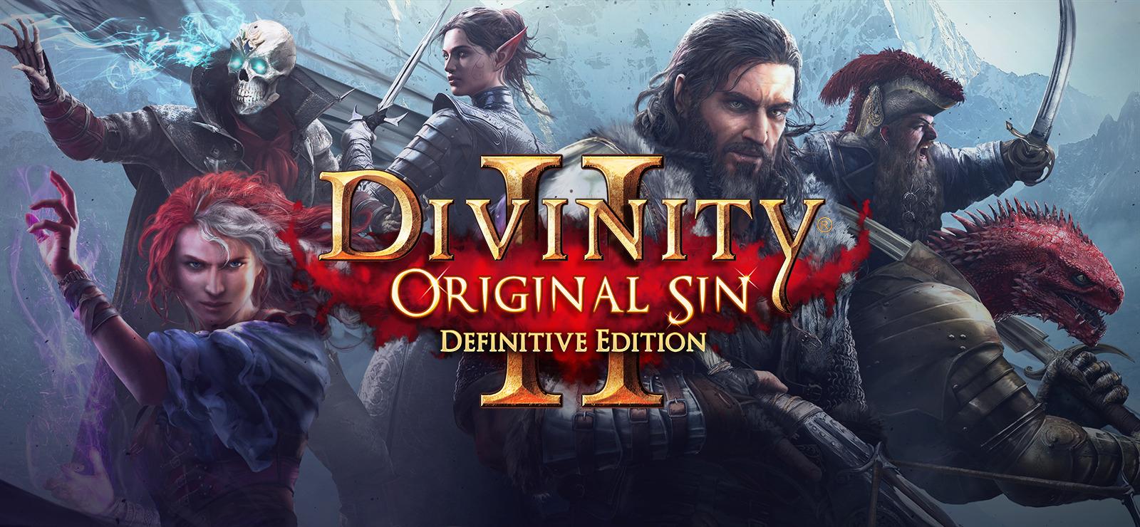 Divinity: Original Sin 2 - Definitive Edition sur PC (Dématérialisé, store Russe via VPN)