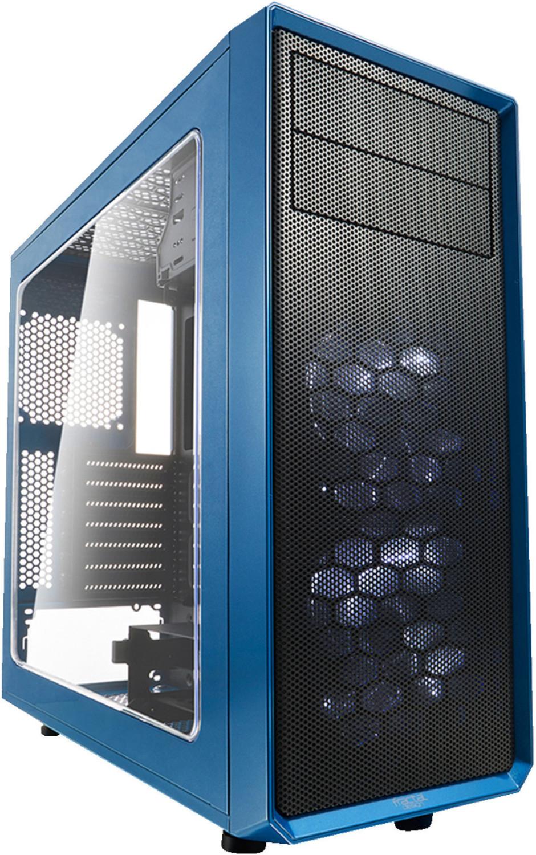Boîtier PC ATX Fractal Design Focus G - bleu