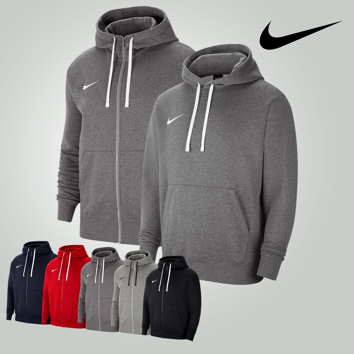 Lot de 2 Sweats Nike Park 20 : 1 veste à capuche + 1 sweat à capuche pour Hommes - 4 couleurs - Tailles du S au 3XL