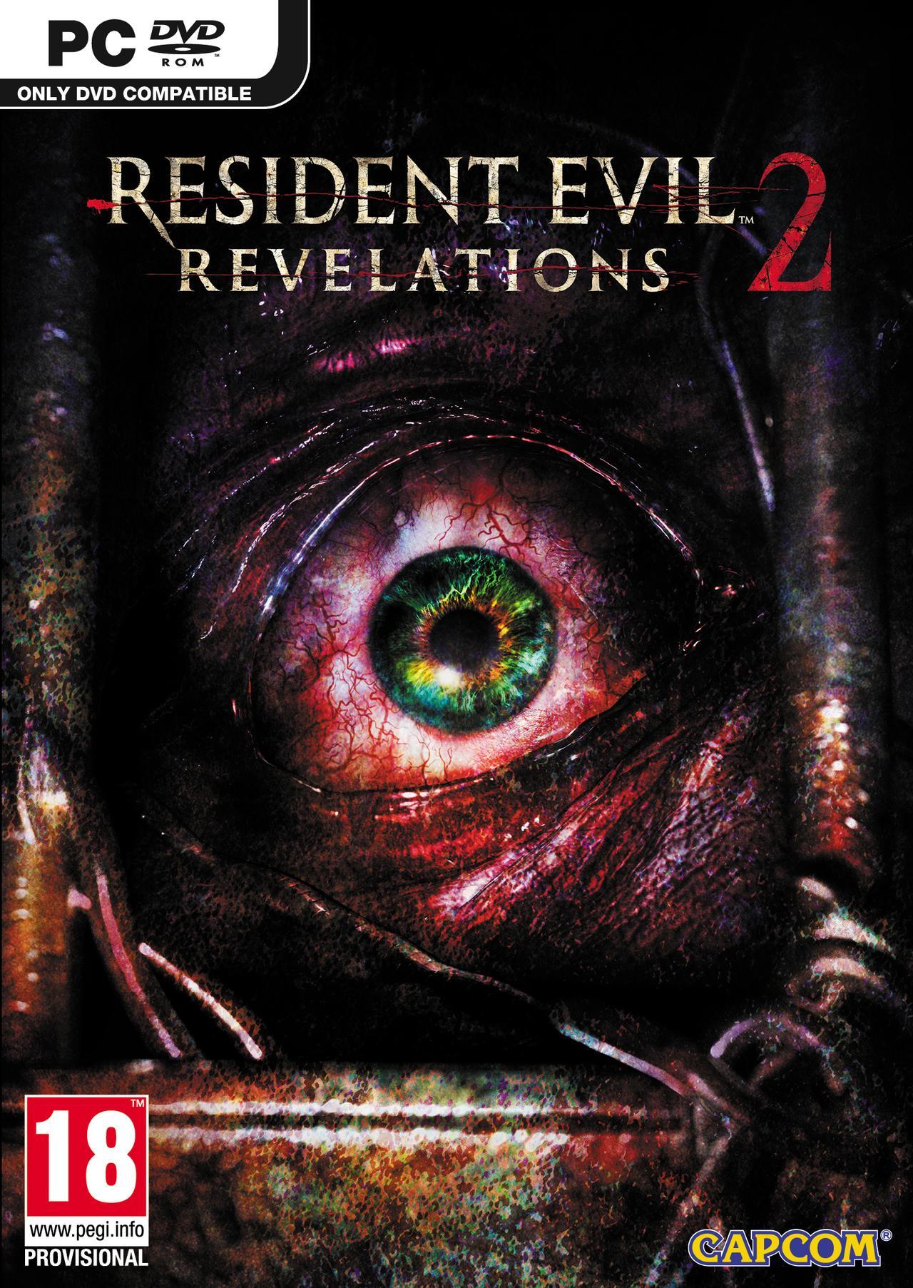 Resident Evil: Revelations 2 - épisode 1 sur PC (dématérialisé - Steam)