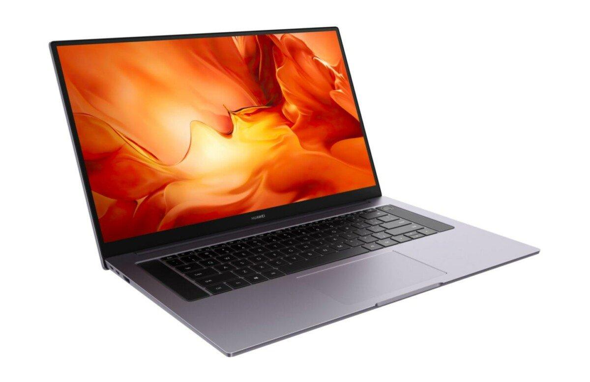 "[Précommande] PC Portable 16.1"" Huawei MateBook D16 - Ryzen 5 4600H, 16 Go RAM, SSD 512 Go + Freebuds 4i ou Watch Fit ou Routeur WiFi AX3"