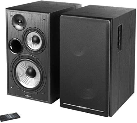 Système de haut-parleurs multimédia Edifier R2750DB - 2.0 RMS, 136W, Coaxial et Bluetooth