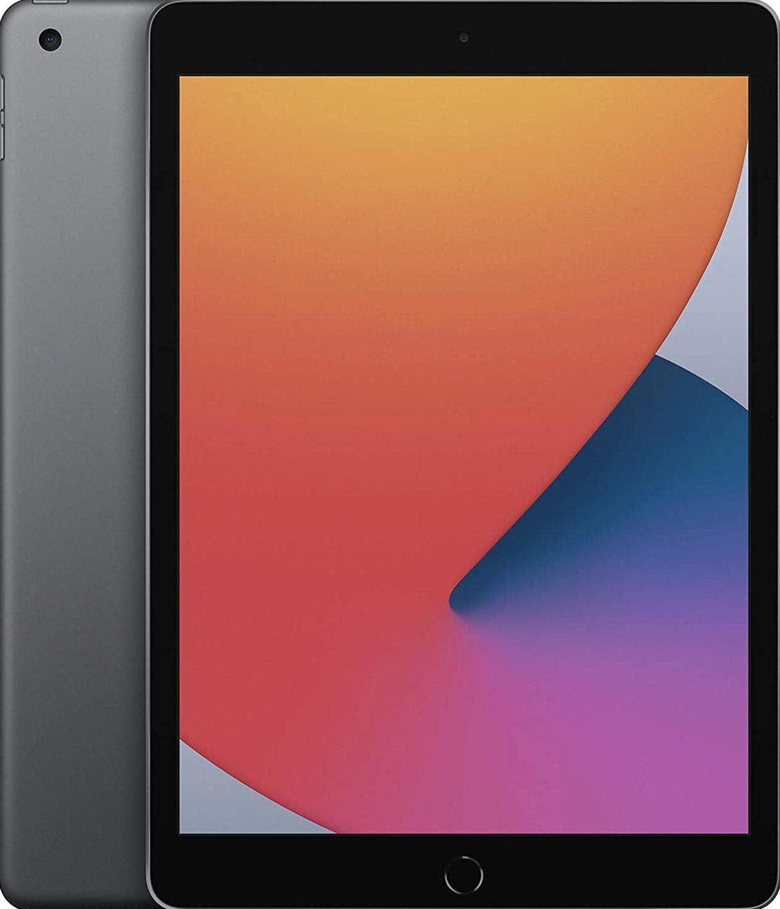 """Tablette tactile 10.2"""" Apple iPad (2020) - A12, 3 Go RAM, 32 Go, Gris sidéral"""