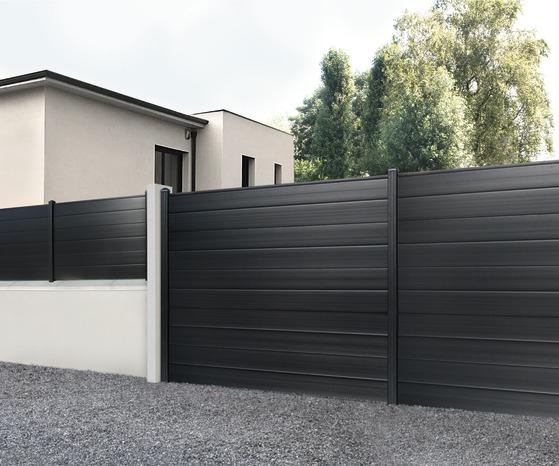 Panneau clôture P-MEX - 180x180cm (Dans une sélection de dépôts)