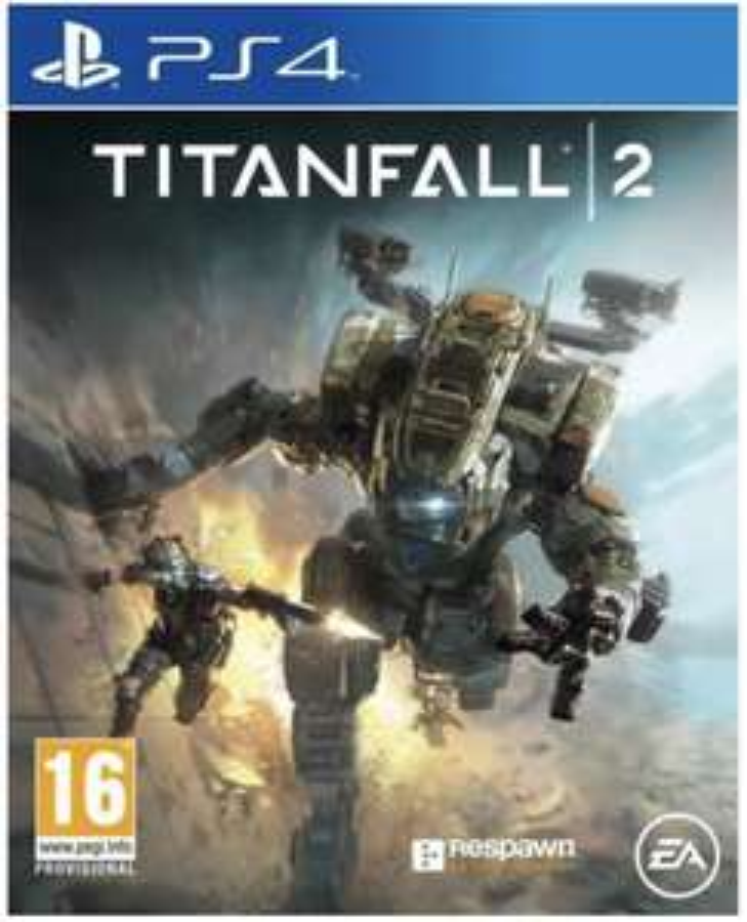 Jeu Titanfall 2 sur PS4 (Vendeur Tiers)
