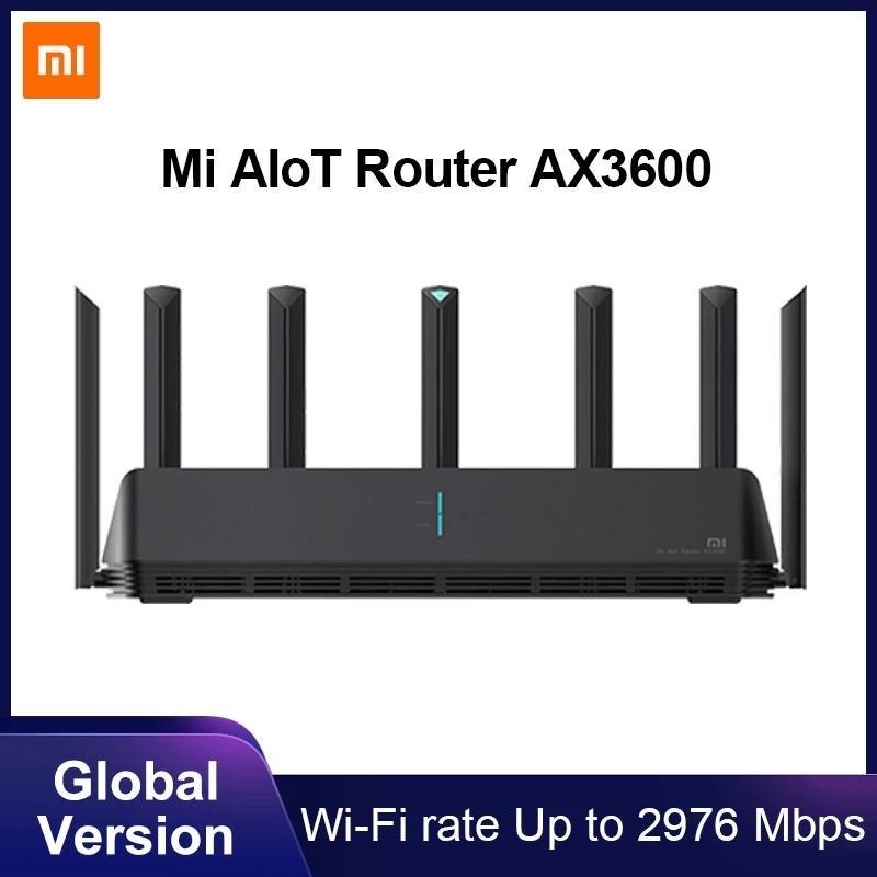 Routeur Wifi 6 Xiaomi AX3600 AIoT