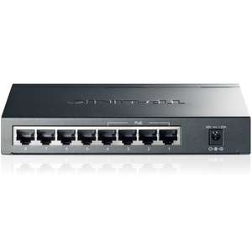 Switch TP-Link TL-SG1008P 8 ports Gigabit dont 4 ports PoE+ 64W