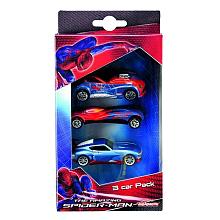 2 coffrets Majorette 3 véhicules Spider-Man (Livraison gratuite)