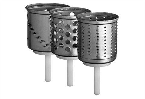 Kitchenaid Set de 3 Cylindres pour Robot Artisan