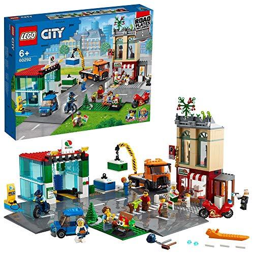 Jeu de Construction LEGO City 60292 Le Centre-Ville