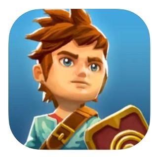 Jeu Oceanhorn sur iOS