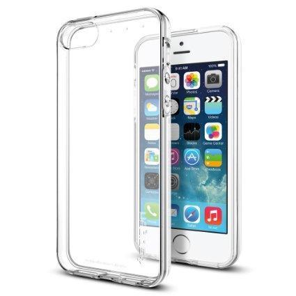 Sélection de coques Spigen pour iPhone SE / Samsung Galaxy S7 en promotion - Ex : Coque Liquid Armor