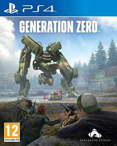 Generation Zero sur PS4
